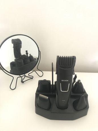 Aparador/máquina barbear BECKEN
