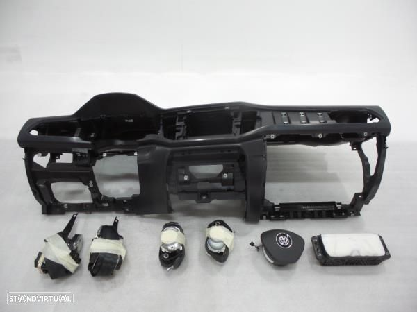 Conjunto / Kit De Airbags Volkswagen T-Roc (A11)