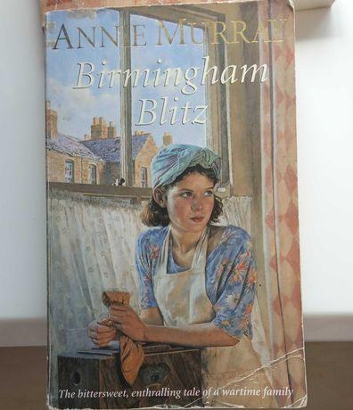 """Книга англійською Annie Murray """"Birmingham Blitz"""" на английском"""