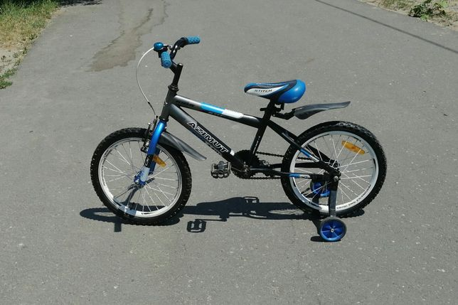 Велосипед детский Azimut Stitch 18