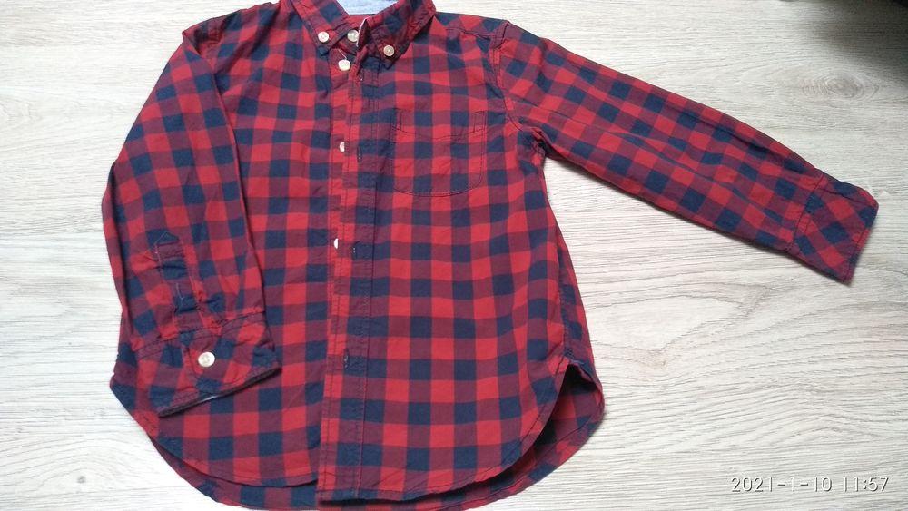 Koszula HM r.104 Piła - image 1