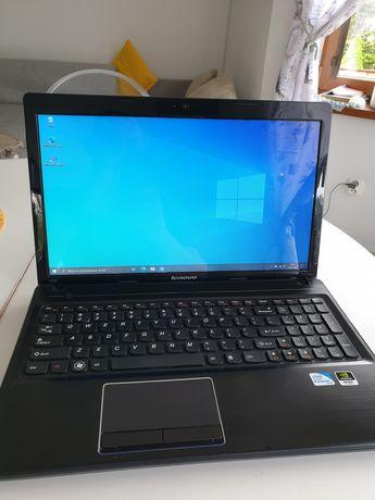 Lenovo g580 dedykowana grafika 8gb ram  dysk 250 gb  win 10