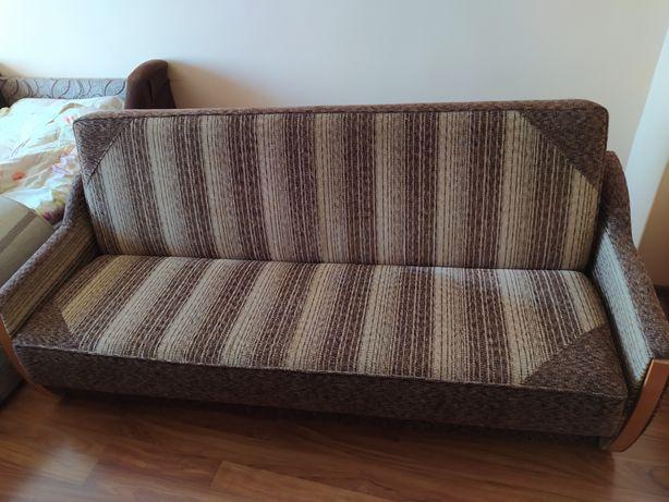 Kanapa sofa  wersalka rozkladana ze schowkiem
