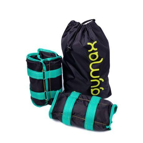 Утяжелители Gymax для рук и ног (пара) 1 кг, 1.5 кг,2 кг, 2.5 кг,3 кг