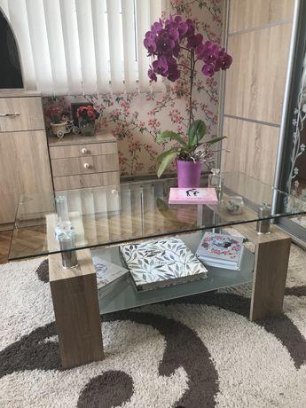 Журнальний журнальный стіл столик стол дуб сонома в вітальню кімнату