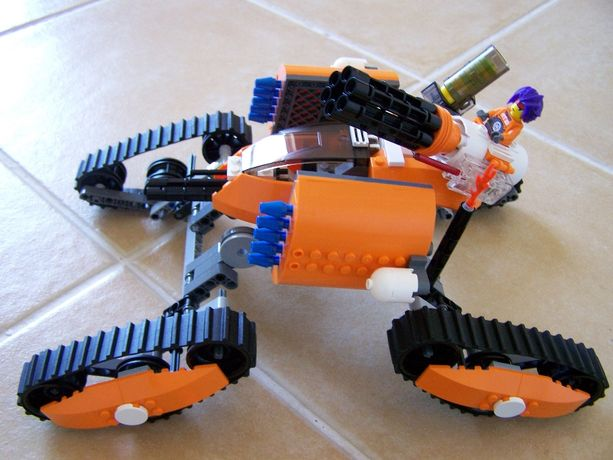 Lego 7706 exoforce (como novo)