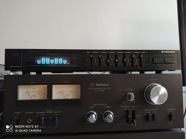 Pioneer eqalizer