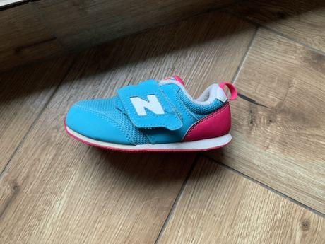 New Balance 26,5 cm róż turkus