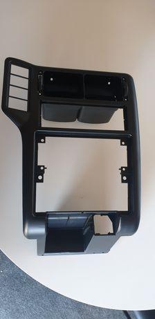 Moldura Consola Central - Polo 6n/Ibiza 6k/Inca/Caddy