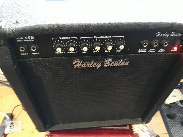 Комбік басовий Harley Benton HB 40B