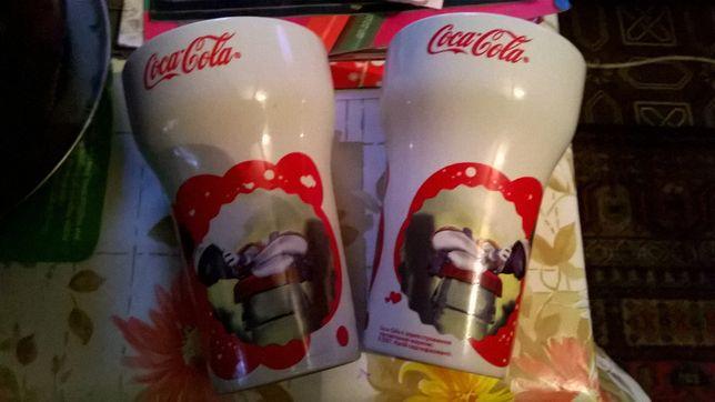 Стакан\ Бокал\ Coca Cola\ Новый