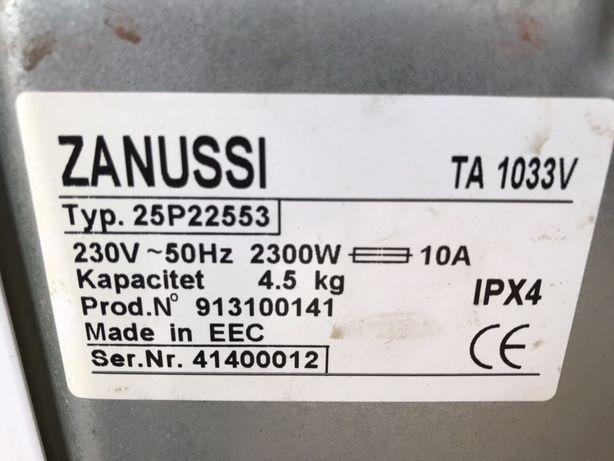 Стиральная машина ZANUSSI TA 1033