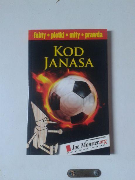książka Kod Janasa