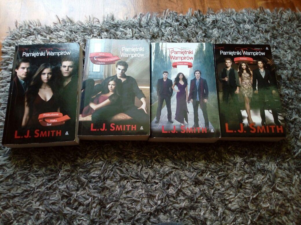 Książki o wampirach