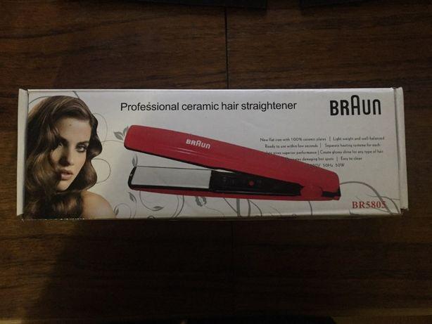 Выпрямитель для волос Braun BR5804