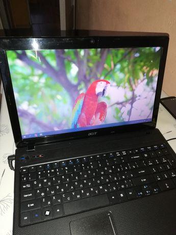 Laptop Acer 5742g rus/eng klawiatura.