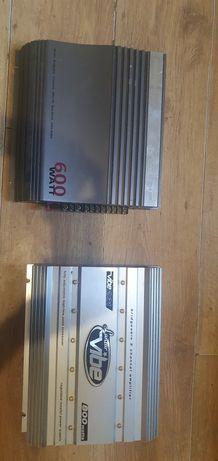 Комплект Power acoustic ps4 600w + Lanzar vibe 800w + Lanzar CP1CPKD