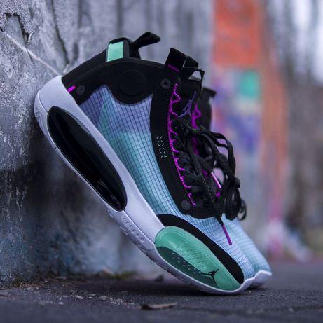 Nike Air Jordan XXXIV Blue Void 41-45 buty trampki tenisowki sneakersy