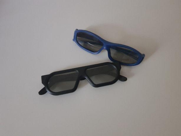 MASTER IMAGE Okulary do oglądania filmów 3D