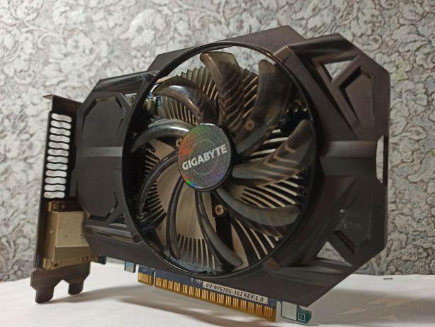 Мощная игровая видеокарта nVidia GeForce GTX 750 TI/2GB/650/950 ТОП
