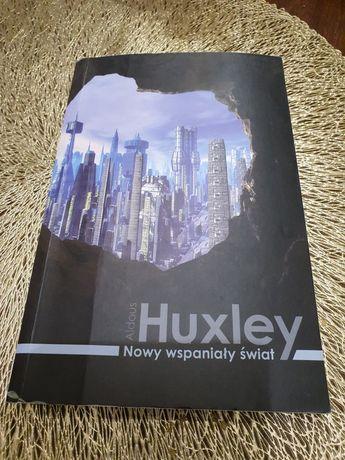 Nowy wspaniały świat Aldous Huxley