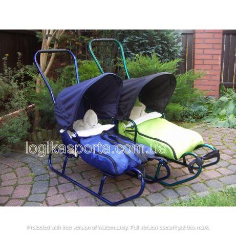 Санки, санки - коляска детские, салазки, снегокаты