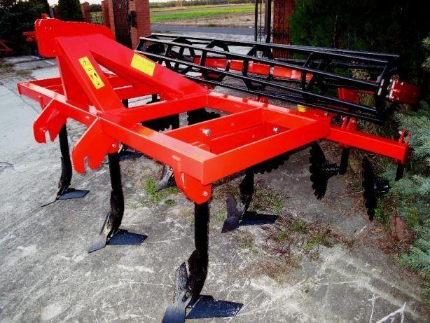 GRUBER AGREGAT ŚCIERNISKOWY podorywkowy producent maszyn rolniczych