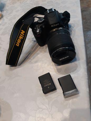 Nikon D5100 obiektyw Nikon 18-105 mm
