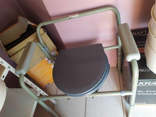 Krzesło toaletowego