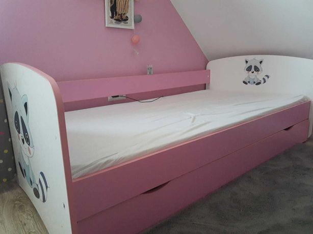 Łóżko dziecięce dziewczynka