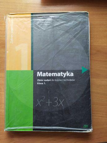 Zbiór zadań do klasy 1 liceum z matematyki