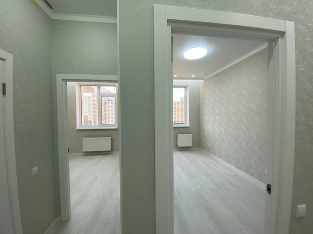 Двухкомнатная квартира в жк Пятая Жемчужина.  ka