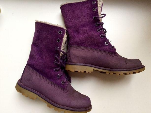 Черевички ботинки Timberland 26,5-27 р (ecco, geox)