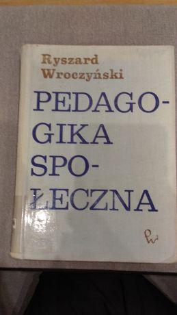 Ryszard Wroczyński - Pedagogika społeczna