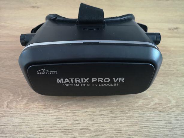 Gogle wirtualnej rzeczywistości media-tech MATRIX PRO VR