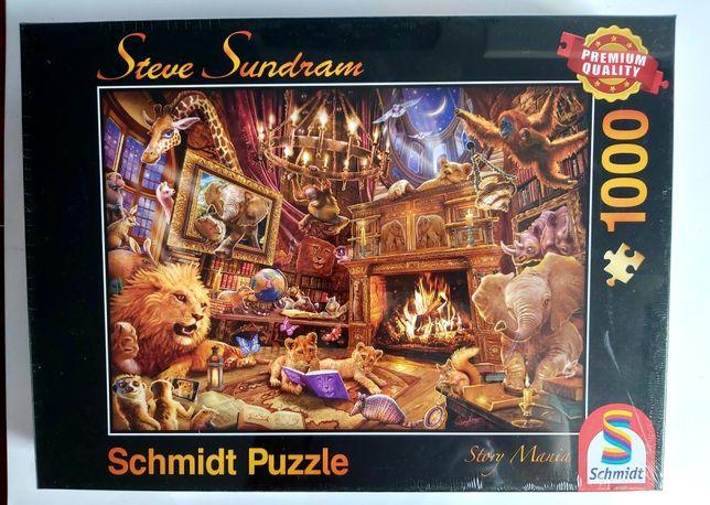 Puzzle Schmidt,1000