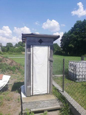 toaleta budowlana