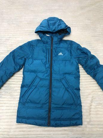 Куртка детская зима adidas оригинал