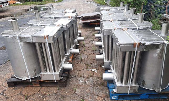 Wymiennik 125 kW do suszarni, komory lakierniczej