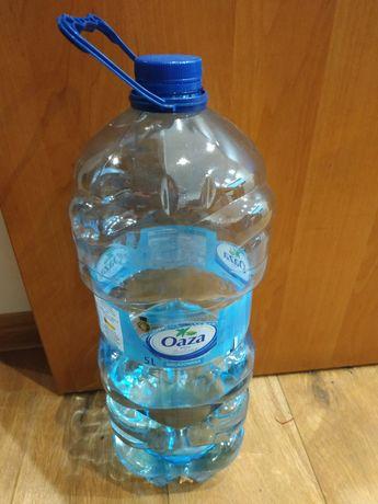 Butelki 5 litrow po wodzie 10 sztuk