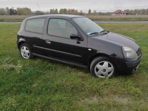 Renault Clio II 1.5 DCI, 65KM, 2003