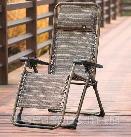Люкс качество! Польское кресло шезлонг кровать с кордовой нити