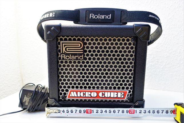 Roland micro Cub портативный гитарный комбик