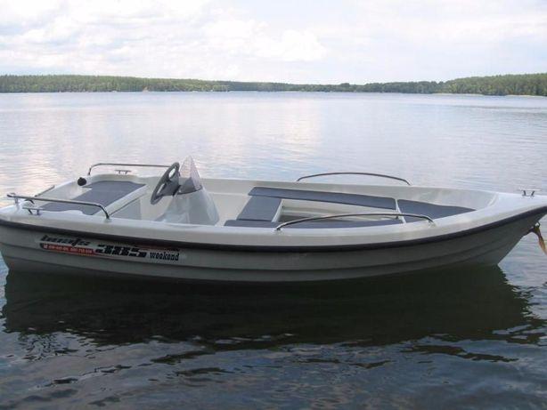 Łódka wędkarska 385 - dowolna konfiguracja