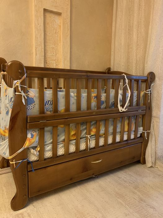 Детская кроватка Киев - изображение 1