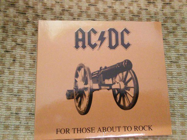 AC/DC For Those About to Rock We Salute You COMO NOVO