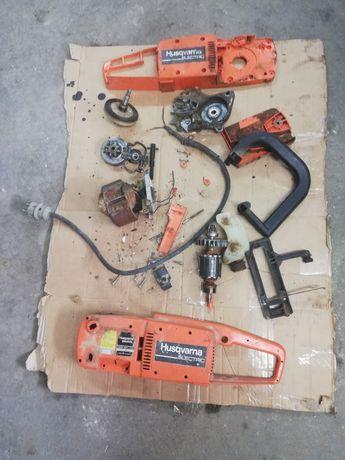 Pilarka elektryczna HUSQVARNA ELECTRIC 1400W części