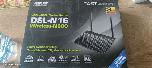 Router Asus dsl-n16