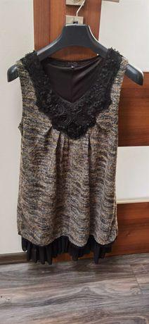 Dzianinowa sukienka Morgan M