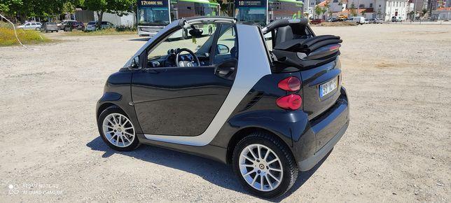 Smart cabrio Cdi modelo 451